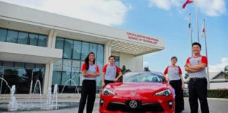 Toyota Motor Philippines School of Technology Scholarship
