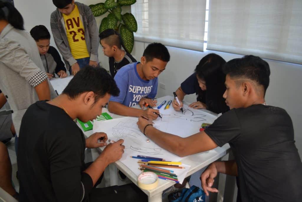 Bukas Palad Foundation School of life program